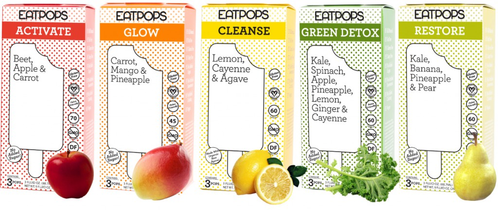 Eatpops Good-For-You Frozen Desserts Achieve Non-GMO Project Verification