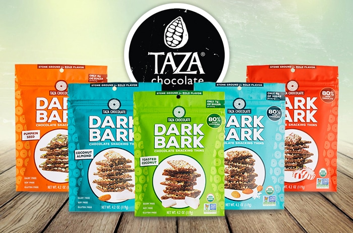 This month chocolate brand Taza Chocolate launched its first snacking product, Dark Bark, in Whole Foods Markets nationwide. The brand will highlight the ...