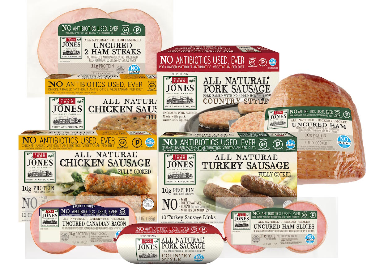 Jones Dairy Farm Introduces Antibiotic Free Certified Paleo All