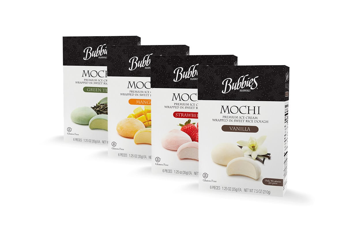 Bubbies Mochi Ice Cream Now Available at Whole Foods Market