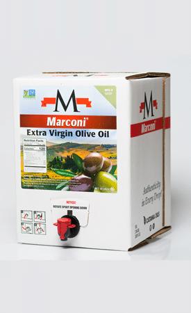 Catania Oils Launches Bag-In-Box Oil
