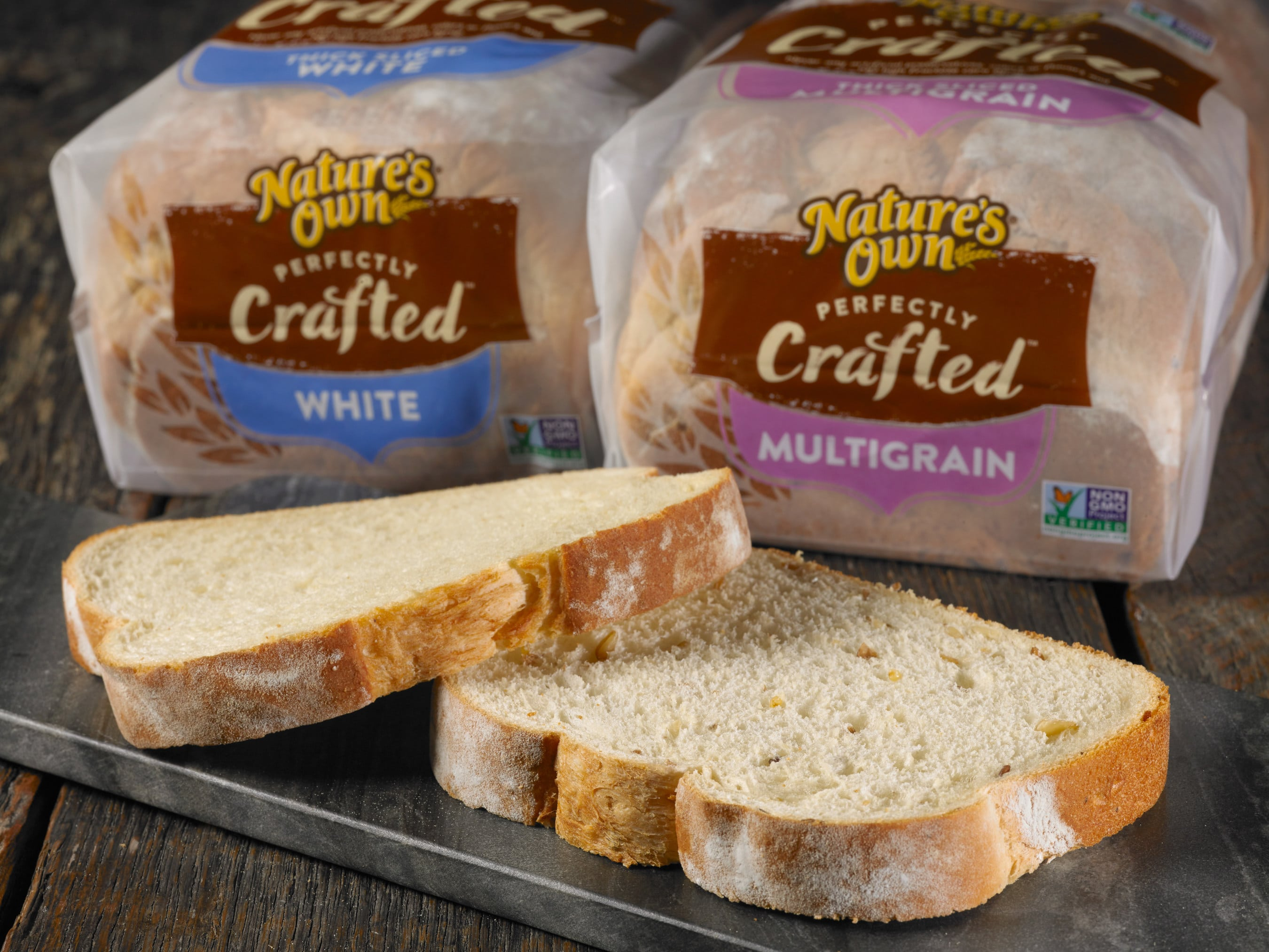 Nature's Own Releases Perfectly Crafted Thick-Sliced Bread