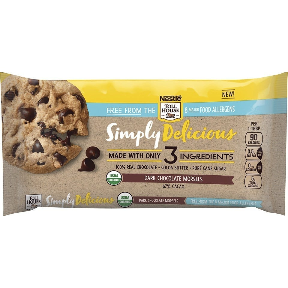 Nestlé Toll House Releases Simply Delicious Morsels