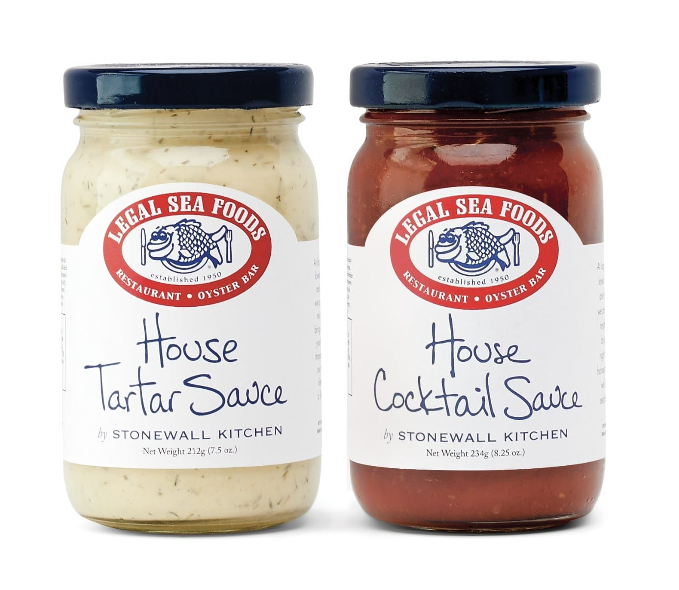 Stonewall Kitchen Signs Licensing Agreement With Legal Sea Foods