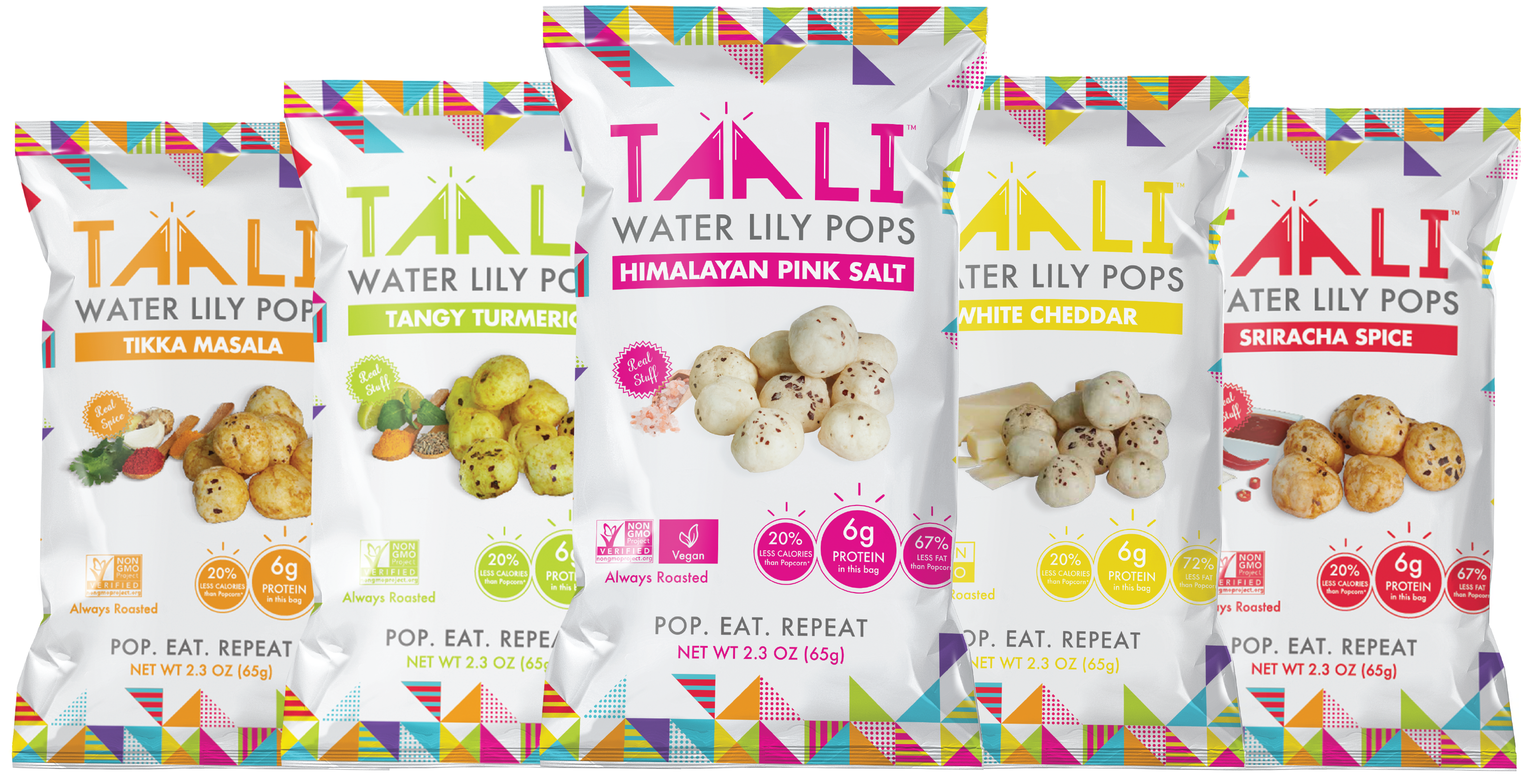 Taali Launches Water Lily Pops