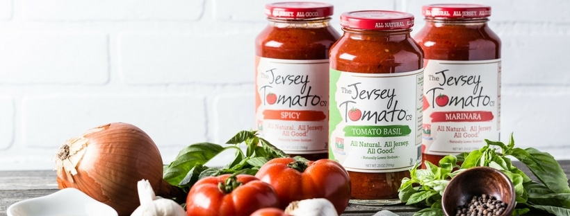 The Jersey Tomato Co. Now Available at Harris Teeter