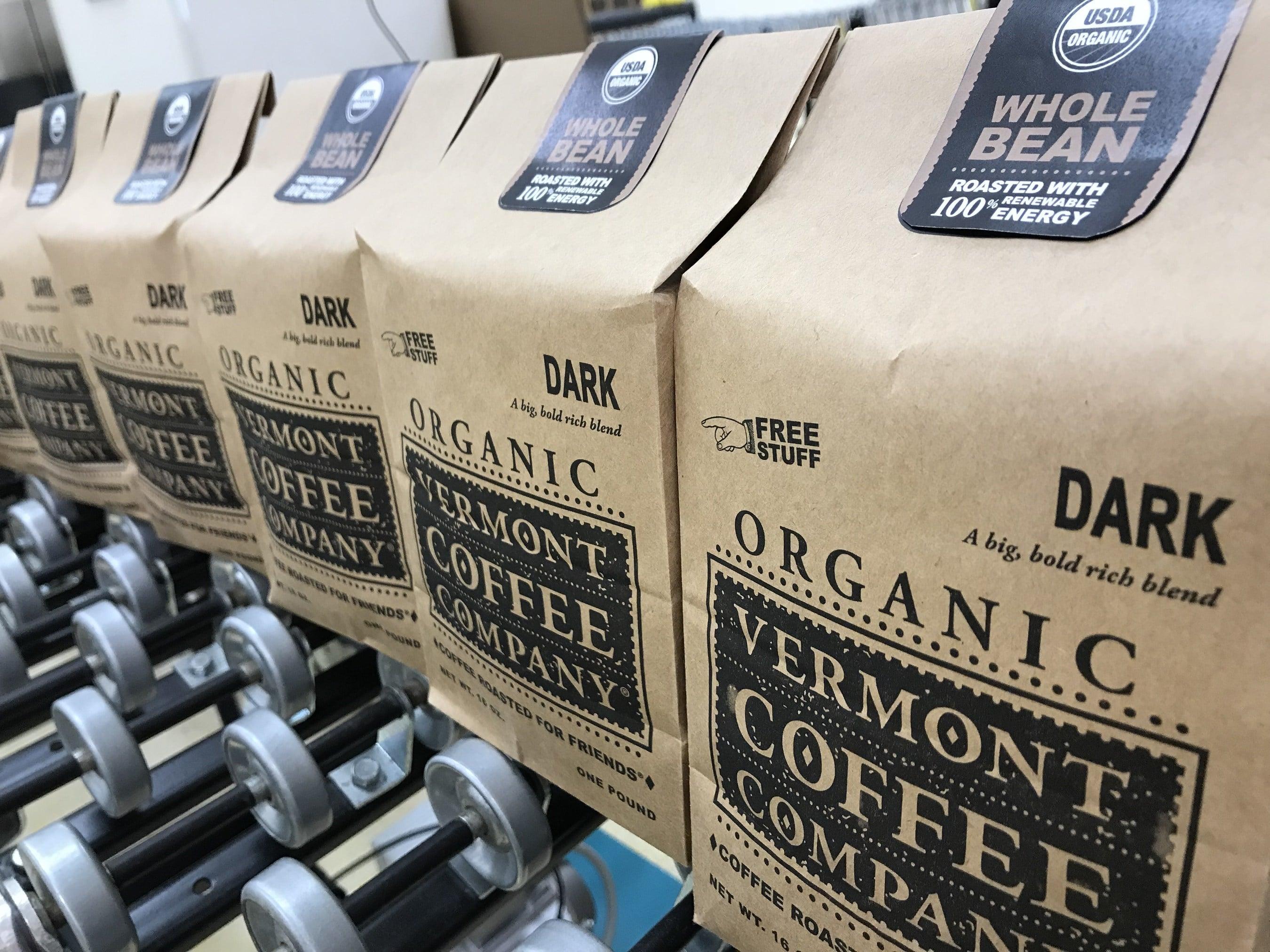 Vermont Coffee Company Announces Renewable Roastery