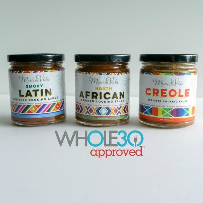 Mesa De Vida Announces Whole30 Approved Partnership