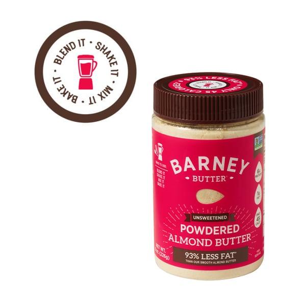 Barney Butter Releases Almond Butter Powder