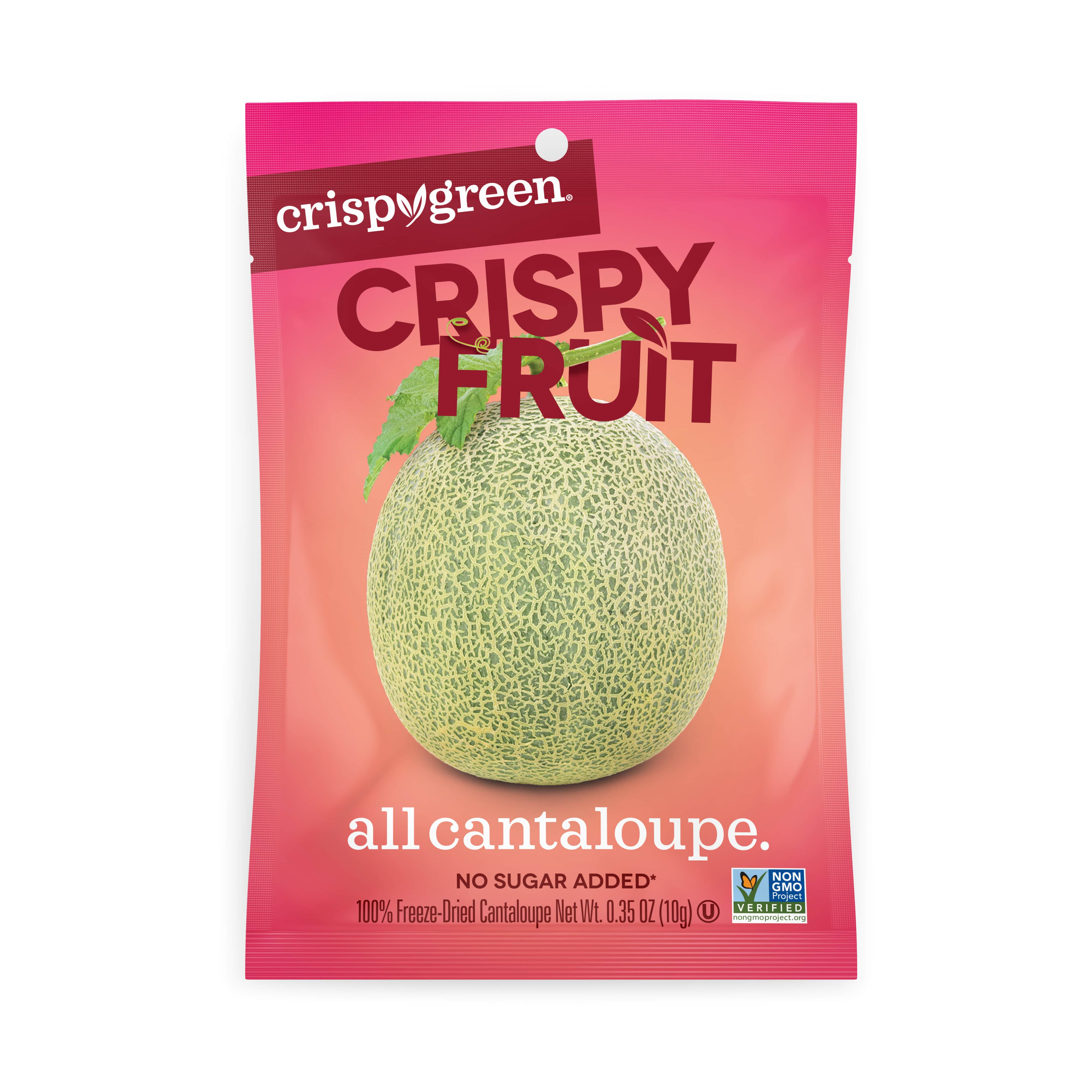 Crispy Green Launches New Brand and Packaging