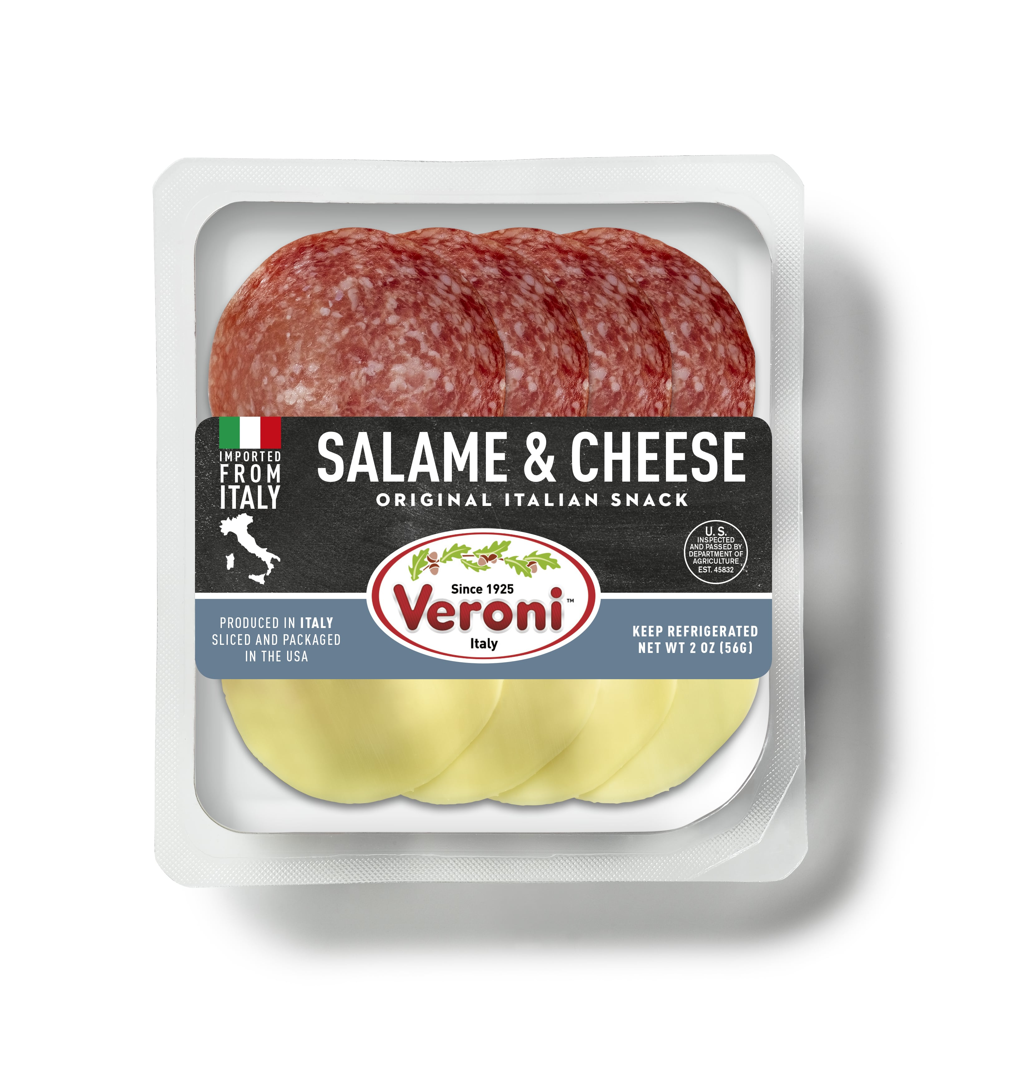Veroni Italian Cured Meats Now Available in US