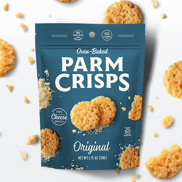 ParmCrisps Unveils Rebrand and New Positioning