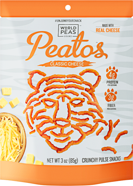 Peatos Now Available at Safeway