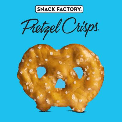 Snack Factory Releases 2 New Pretzel Crisps Flavors