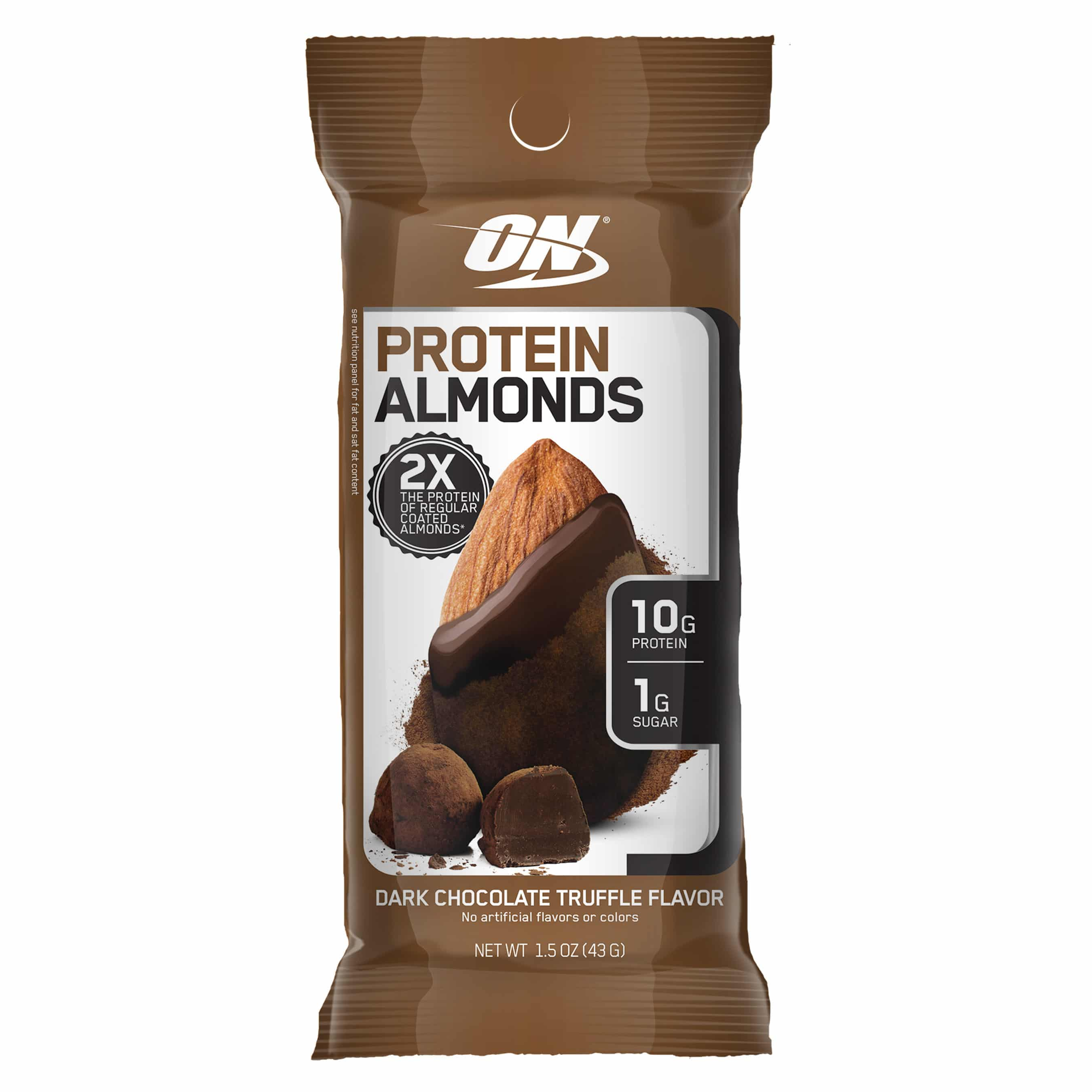 Optimum Nutrition Releases Protein Almonds and Peanut Butter Chocolate Protein Cake Bites