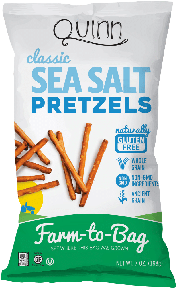 Quinn Pretzels Now Available at Whole Foods Markets Nationwide