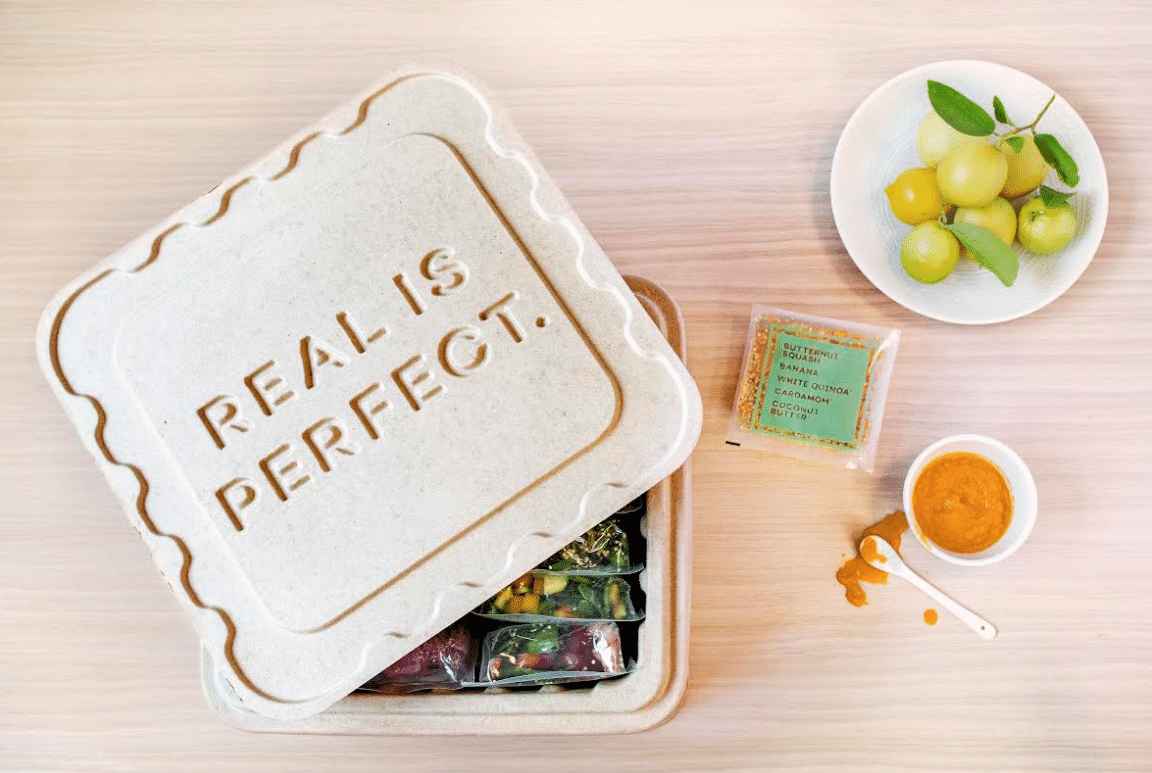 Raised Real Delivers More Than 100,000 Baby Ready Meals in Less Than 1 Year