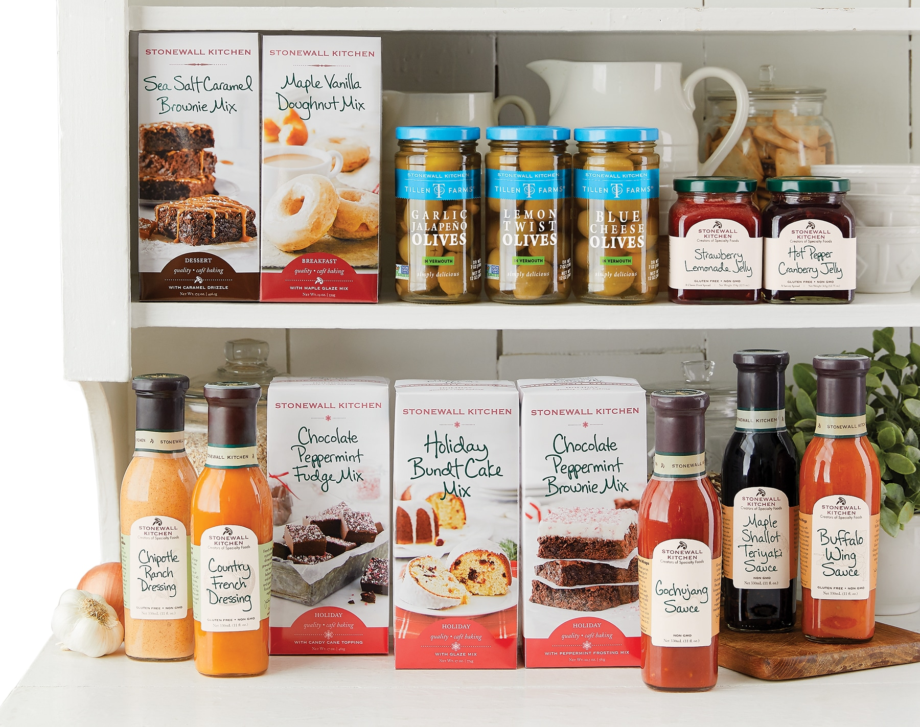 Stonewall Kitchen Launches Over 30 New Products