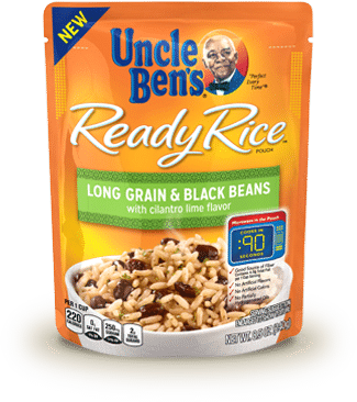 Uncle Ben's Releases Ready-to-Heat Rice & Beans Varieties