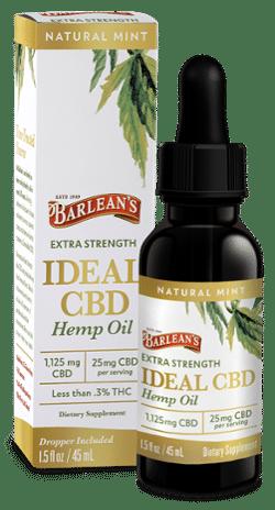 Barlean's Launches CBD Hemp Oil