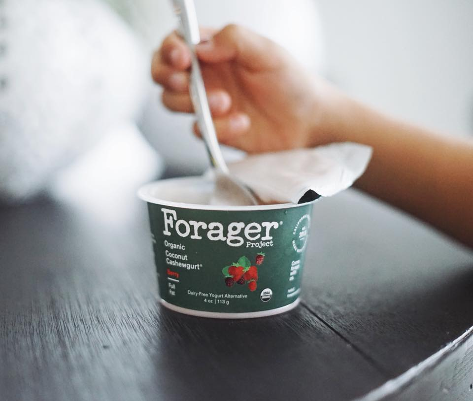 Forager Project Introduces Coconut Cashewgurt