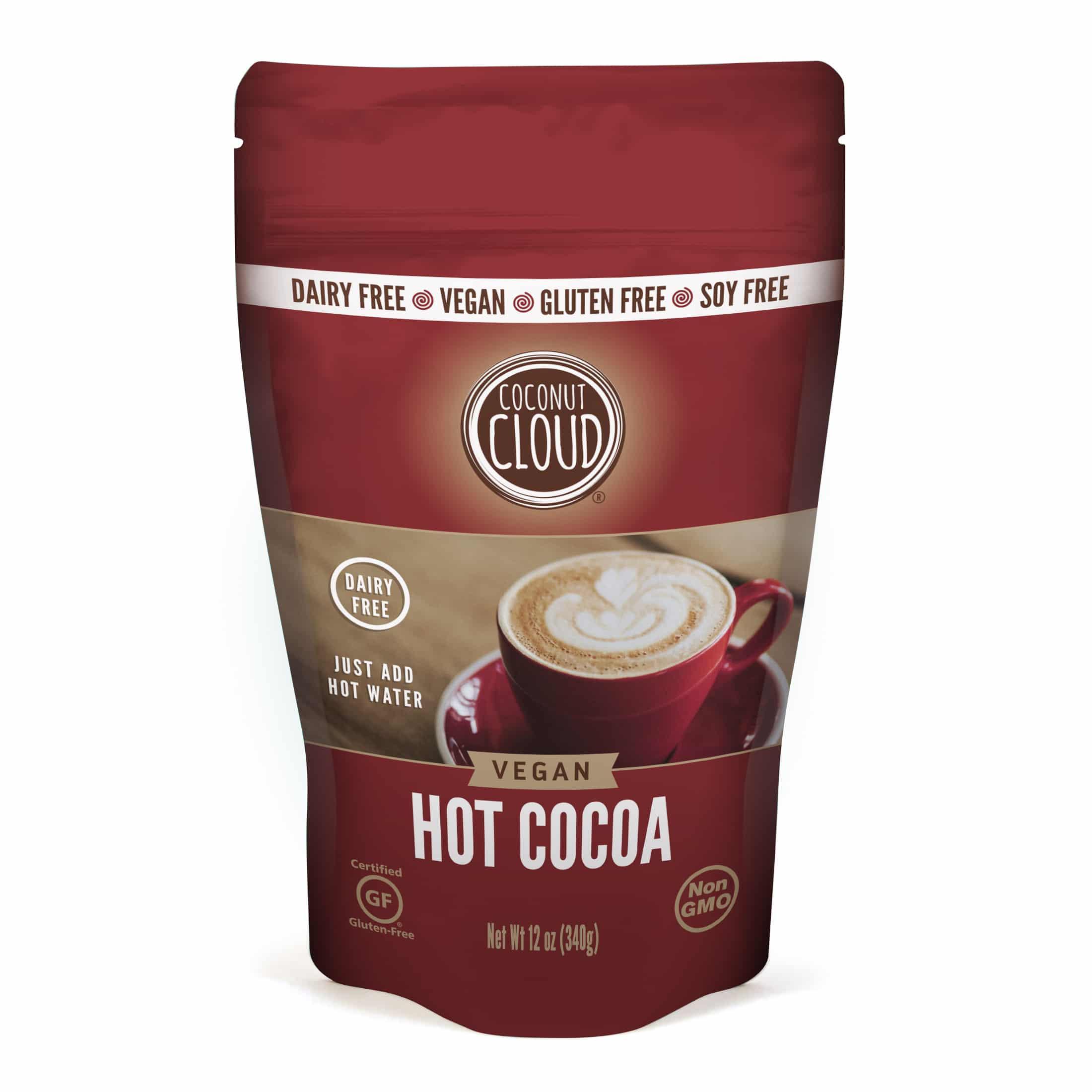 Coconut Cloud Launches Vegan Hot Cocoa