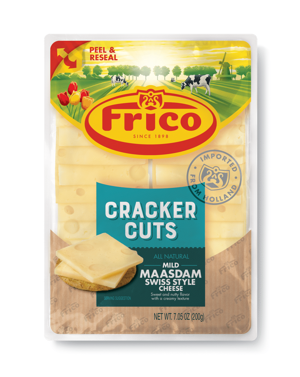 FrieslandCampina Adds 4 New Products to Frico Cheese Line