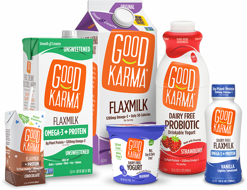 Good Karma Foods to Switch From Flax Oil to Certified Organic Sources