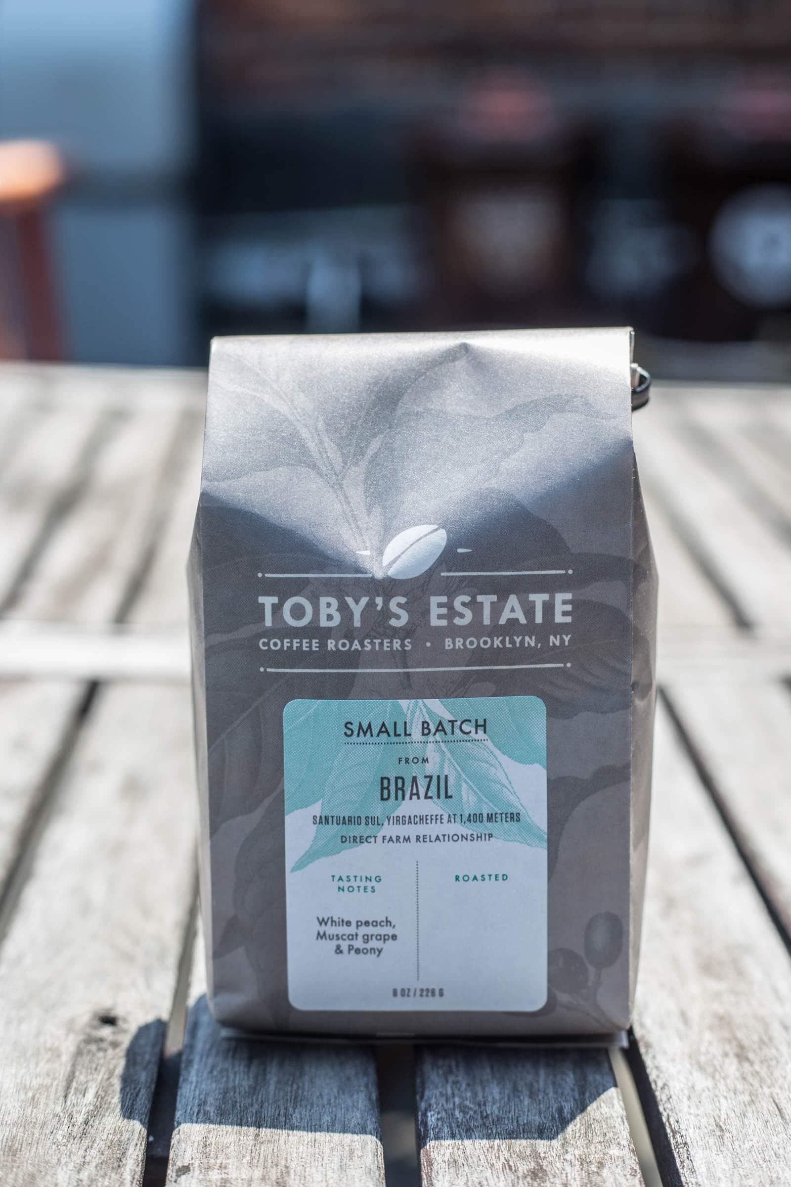 Toby's Estate Coffee Launches Santuario Sul