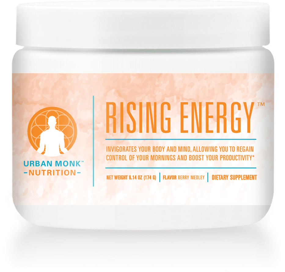 Urban Monk Launches Rising Energy