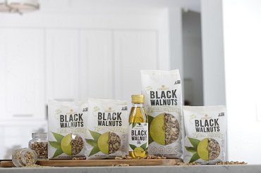 Hammons Black Walnuts Feature Wild Harvest Story in Brand Refresh