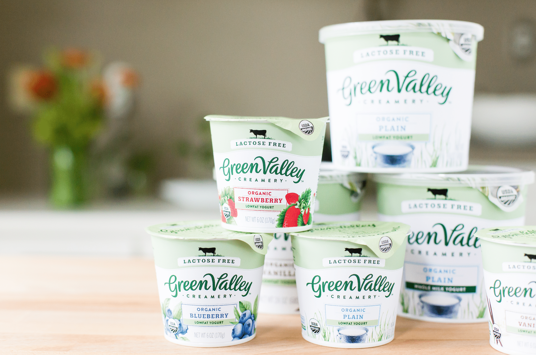 Green Valley Organics Changes Name to Green Valley Creamery