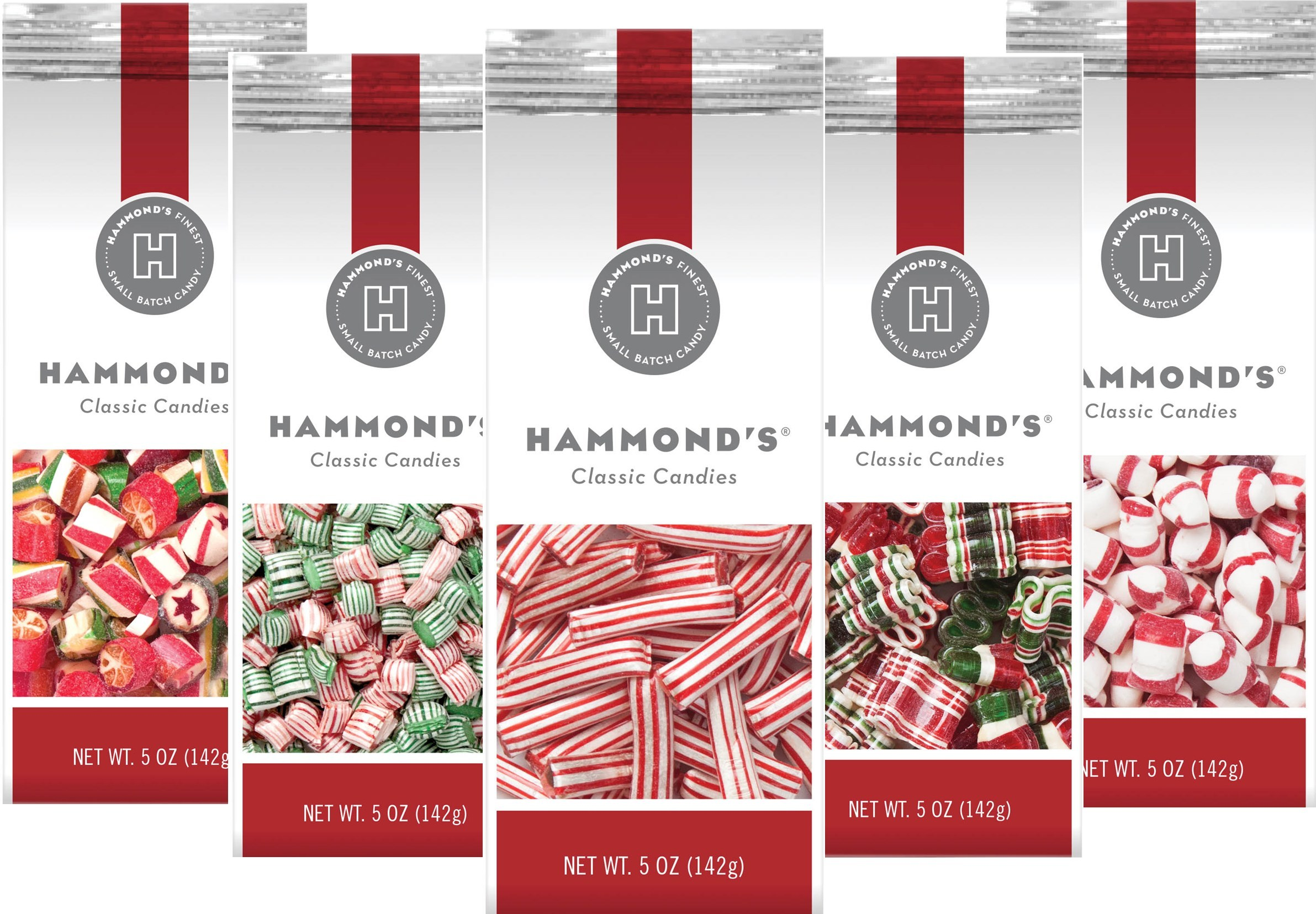Hammond's Launches New Look For Holiday Gift Bags