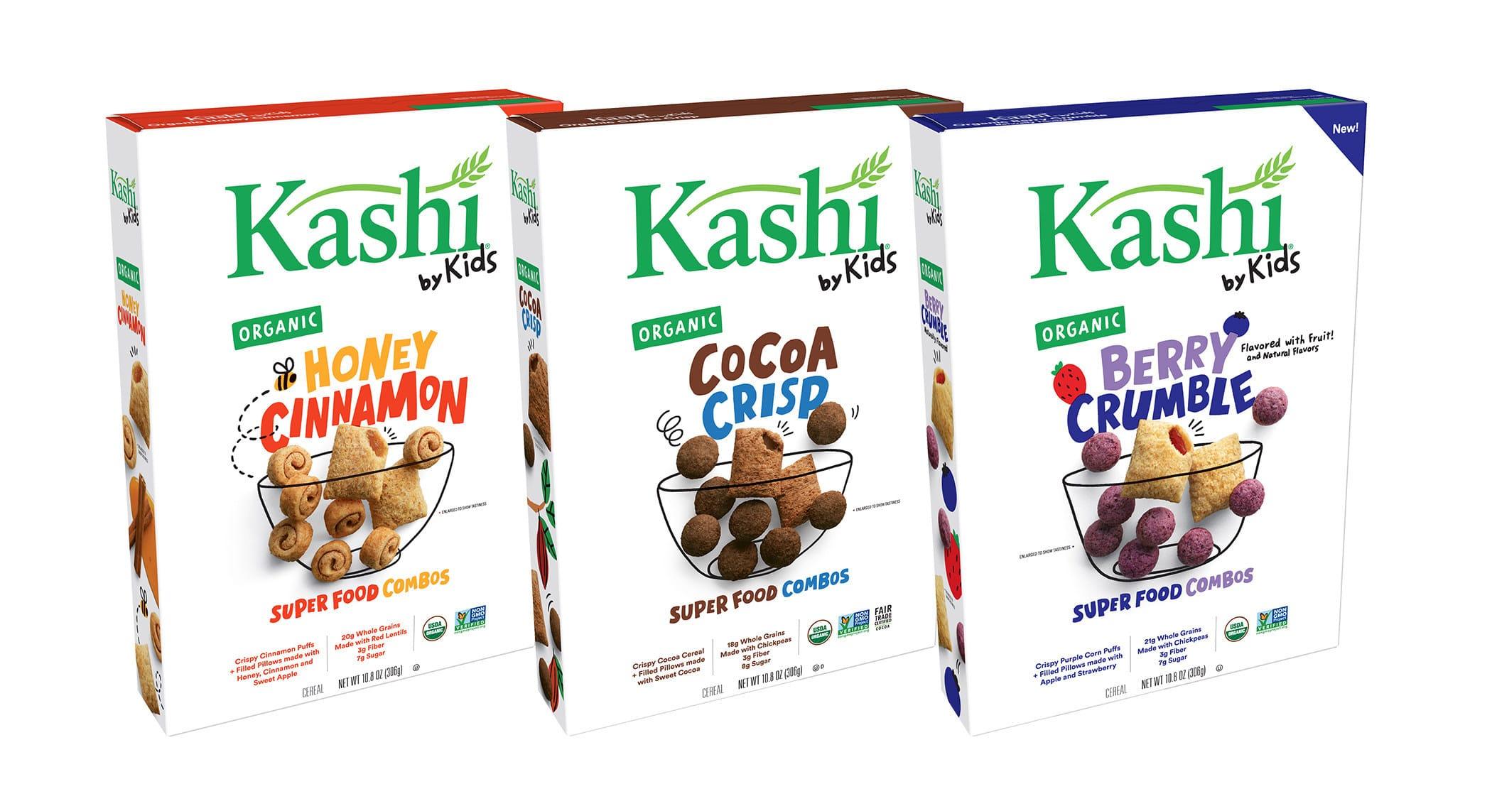 Kashi Launches Kashi by Kids