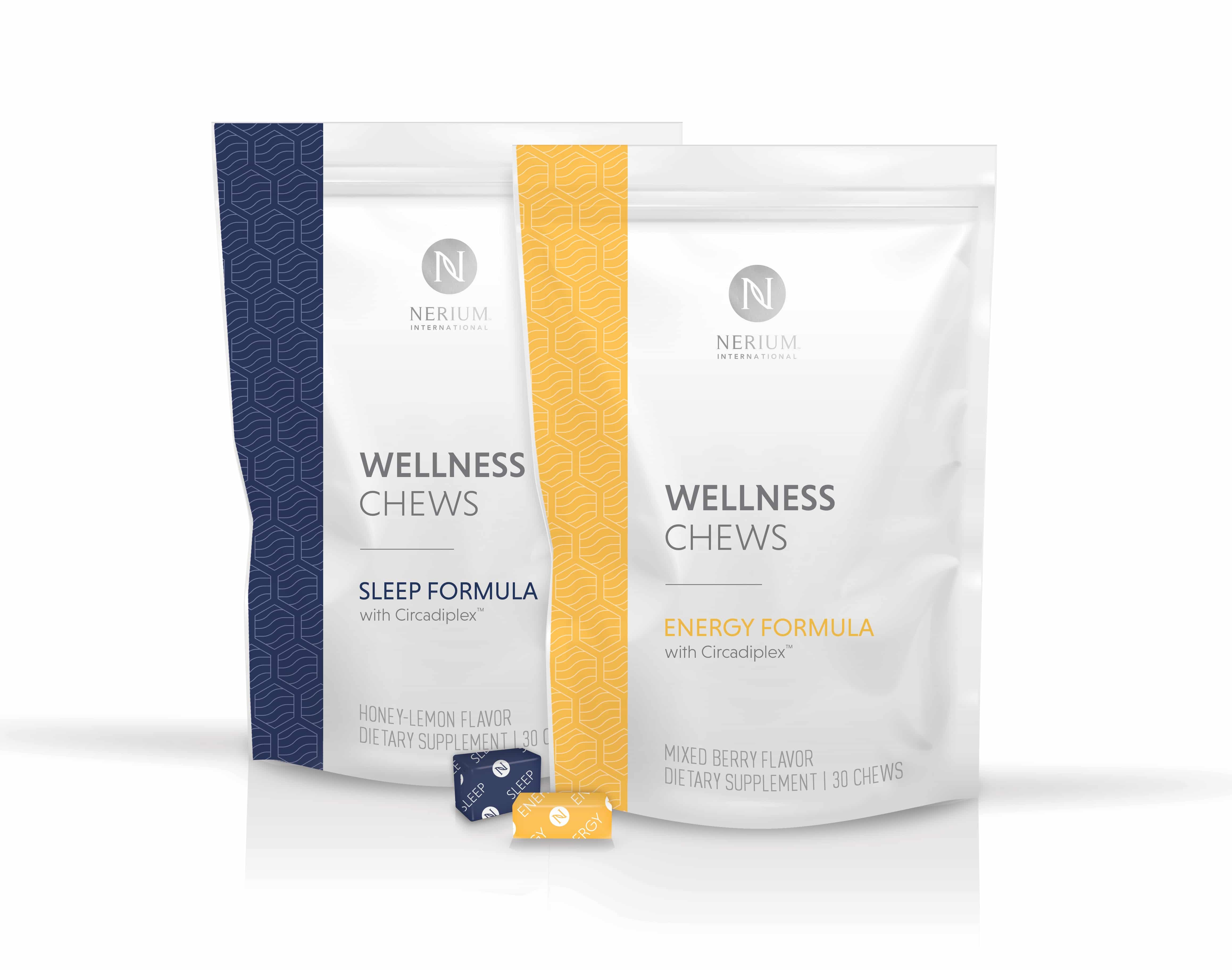 Nerium International Introduces Wellness Chews in Energy and Sleep Formulas