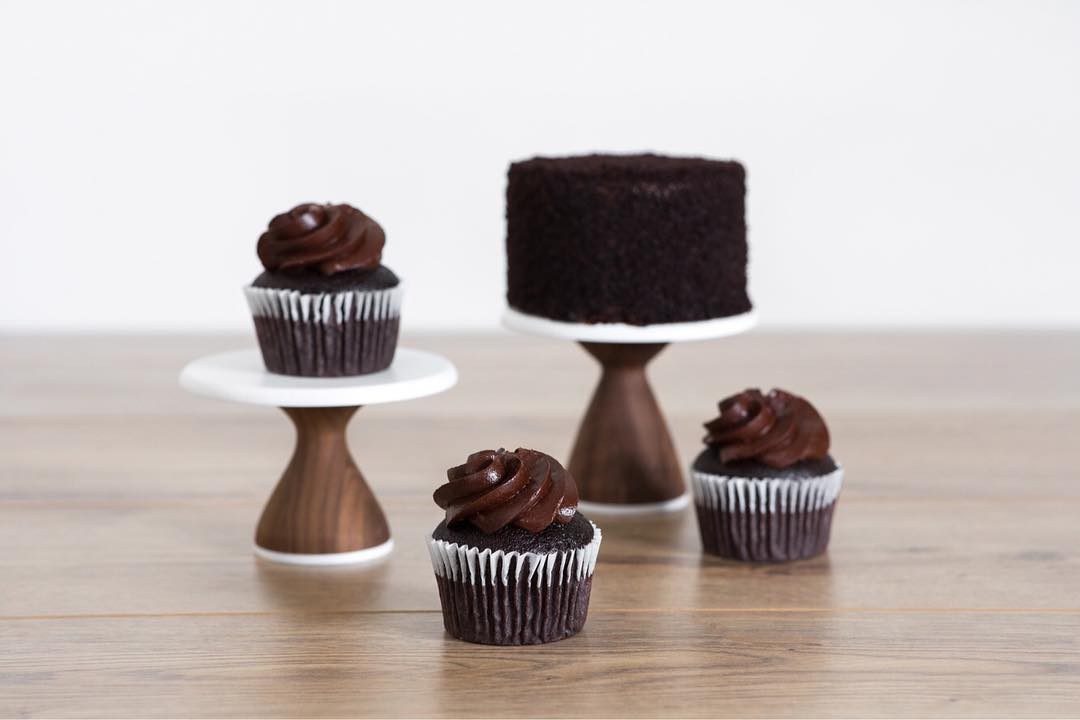Rubicon Bakers Releases Vegan Chocolate Blackout and Vanilla Cake and Cupcakes