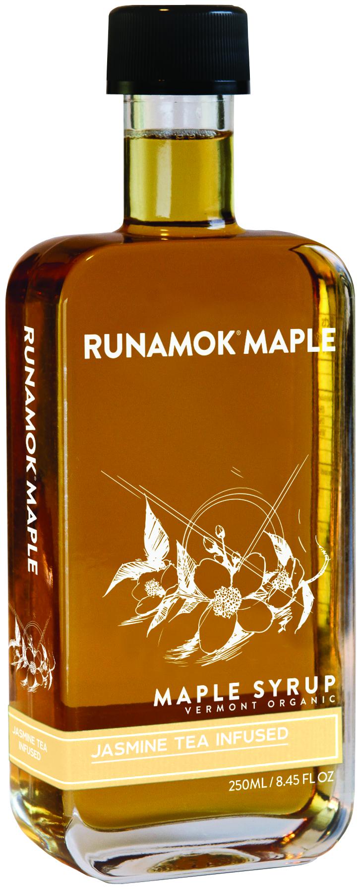 Runamok Maple Releases Jasmine Tea Infused Maple Syrup