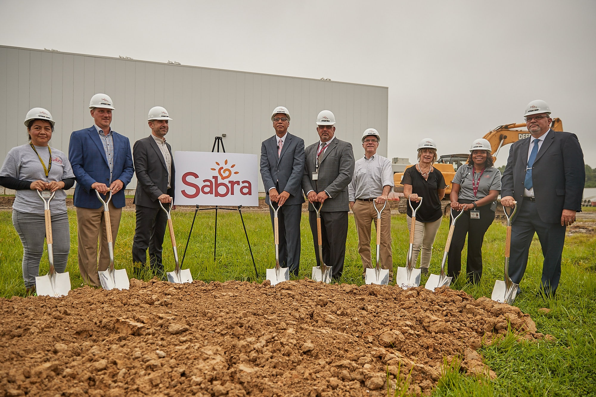 Sabra Breaks Ground on Expansion at Hummus Plant