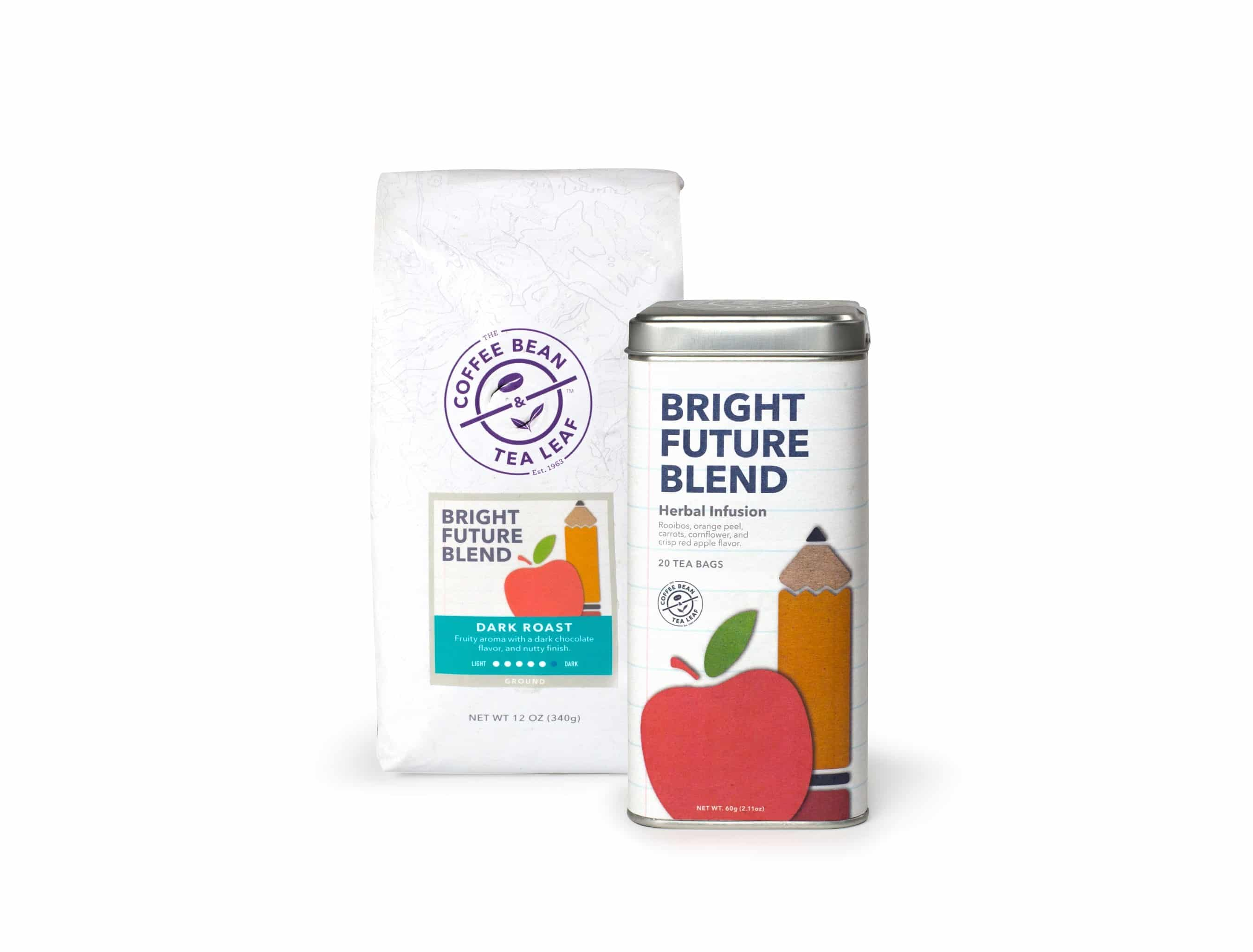 The Coffee Bean & Tea Leaf Releases Bright Future Blend