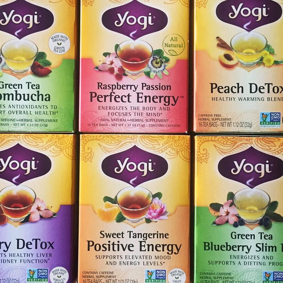 Yogi Opens New Tea Manufacturing Facility