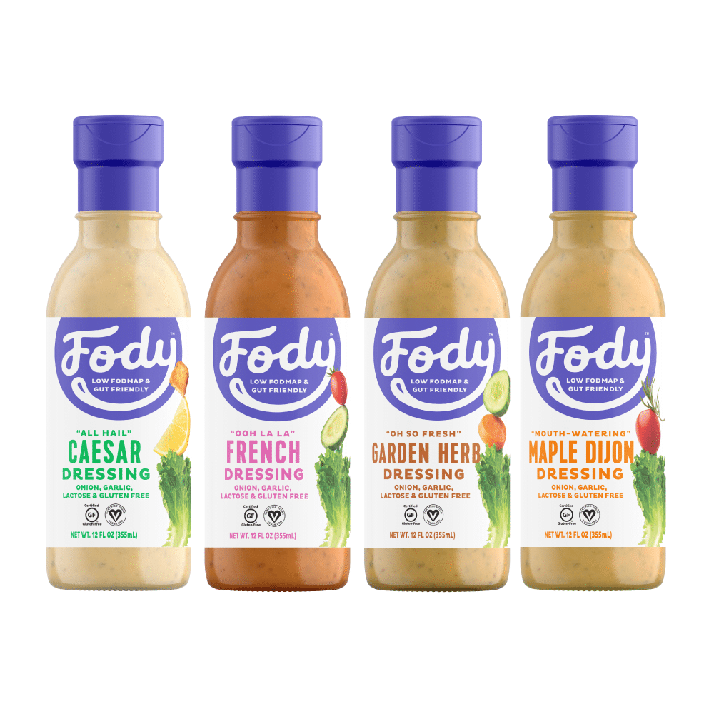Fody Food Co. Launches Gut-Friendly Salad Dressing Line