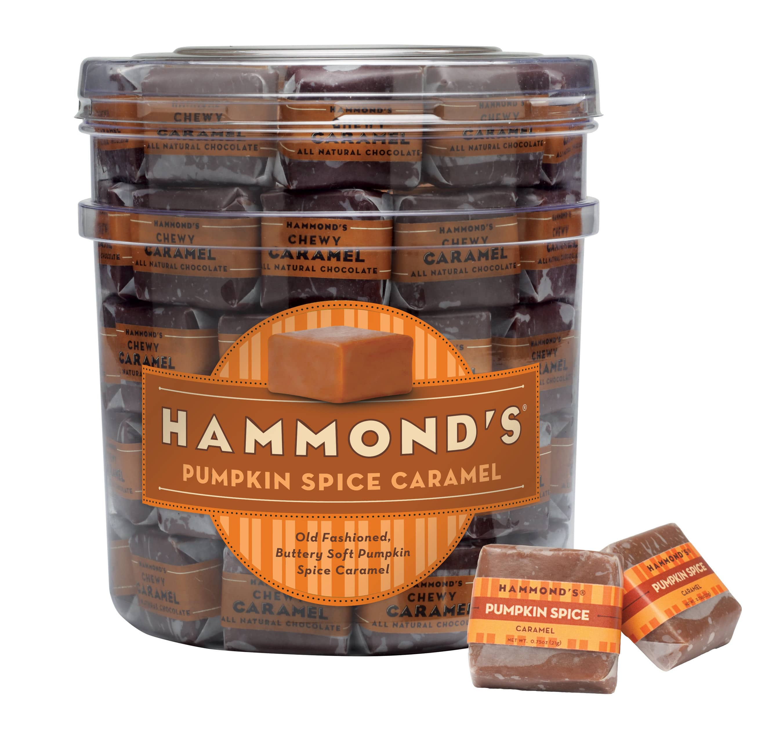 Hammond's Releases Seasonal Candies