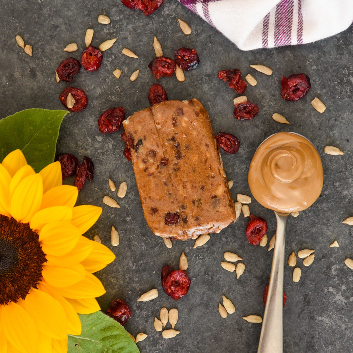 Rowdy Prebiotic Foods Releases Sunflower Butter N'Berries Bar