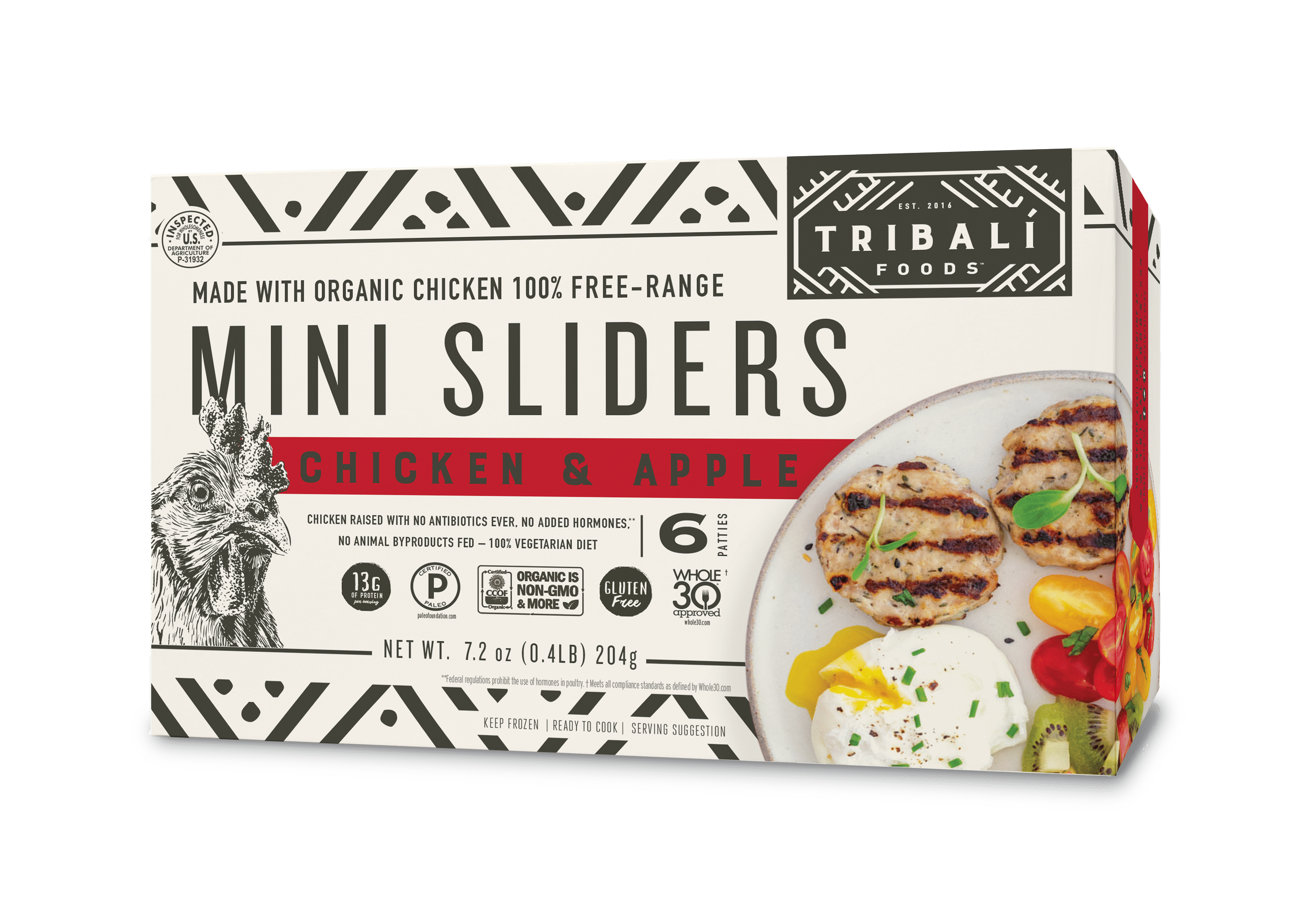 TRIBALÍ Foods Releases Mini Sliders