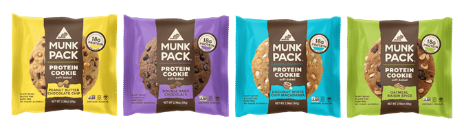 Munk Pack to Unveil New Packaging at Expo East