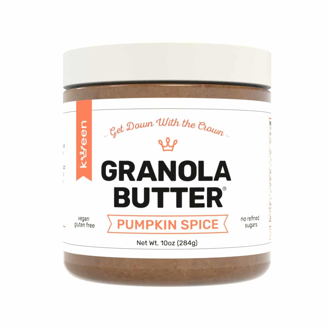 Kween Foods Launches Pumpkin Spice Granola Butter