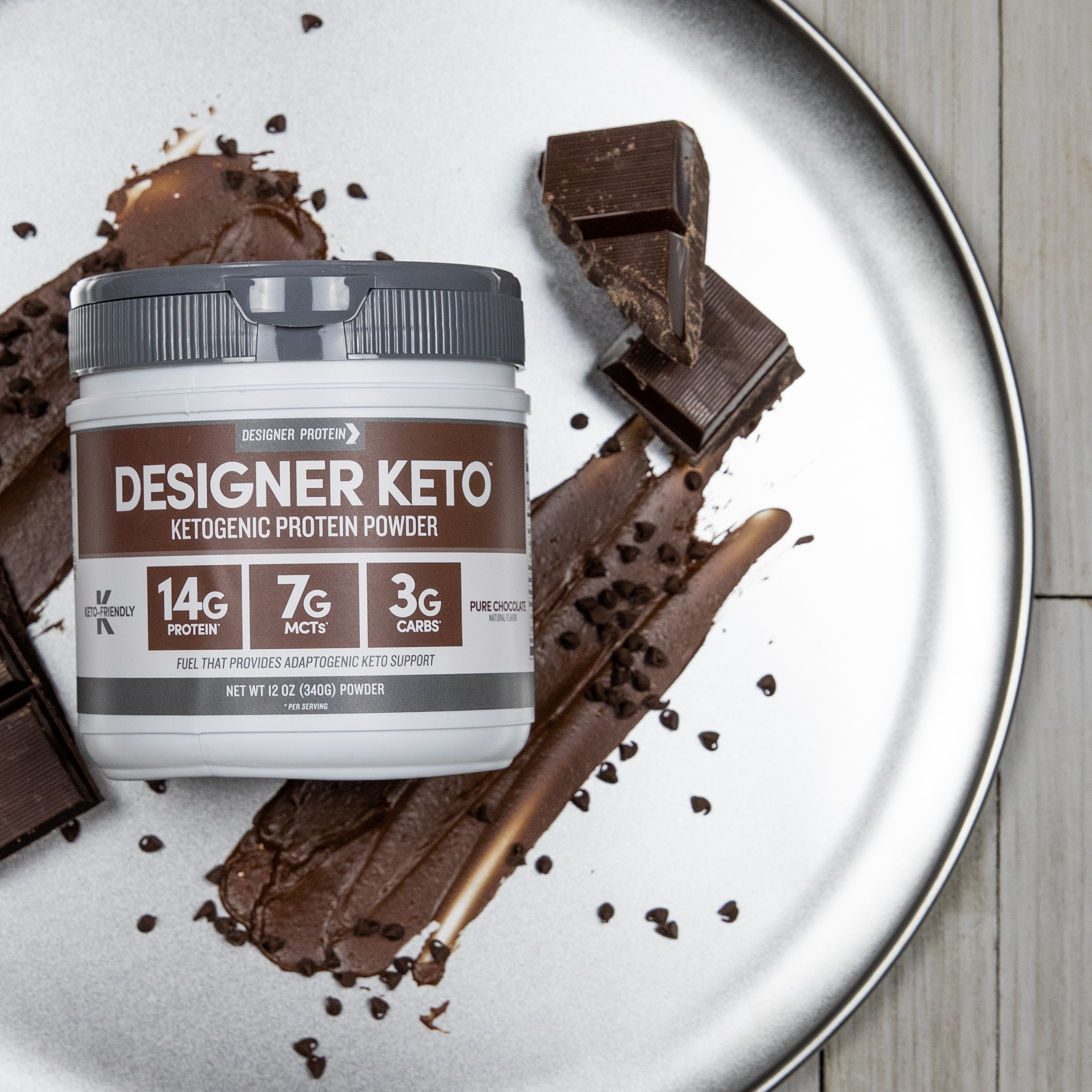 Designer Protein Launches Ketogenic Protein Powder