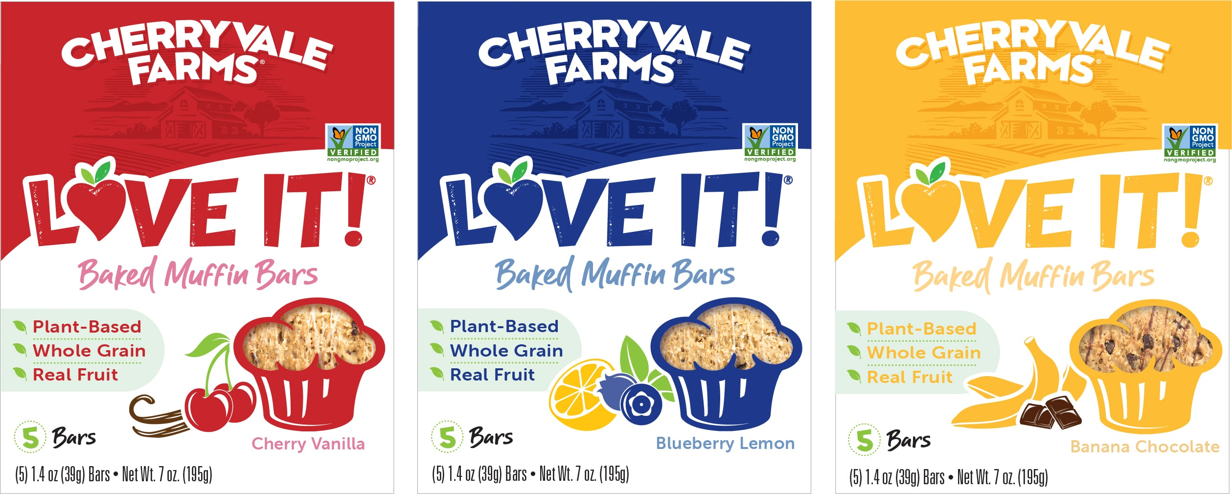 Cherryvale Farms Announces New Branding, Updated Packaging