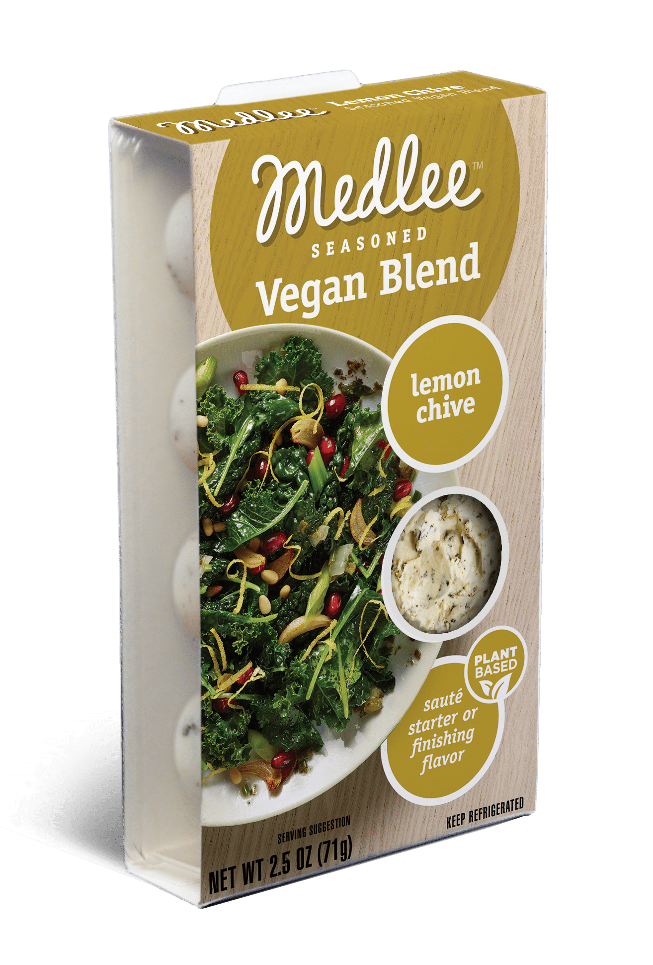 Medlee Foods Launches Plant-Based Versions of Seasoned Butter Line