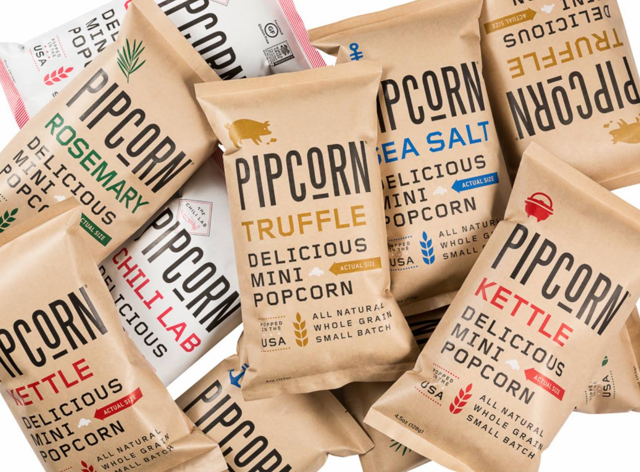 Pipsnacks LLC Announces Partnership With Factory LLC